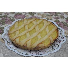 Пирог ананасовый с лаймом