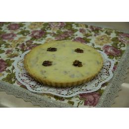 Пирог груша под сметаной