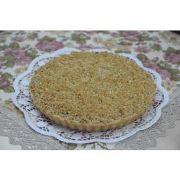 Пирог яблочный с инжиром