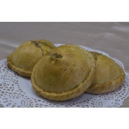 Дагестанский мясной пирог